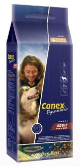 Canex dynamic adult fish/rice 12,5 kg