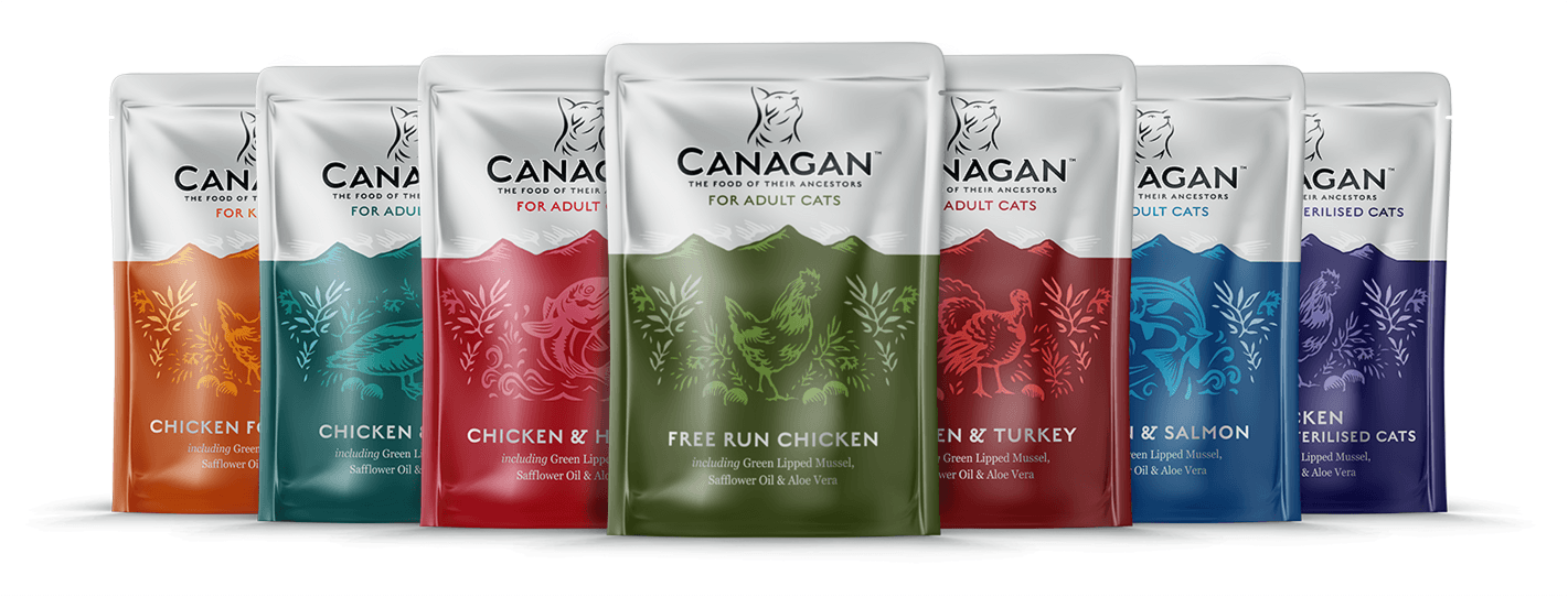 Canagan Kat Pouches Kittens (Chicken) 85 gr