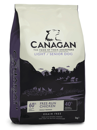 Canagan light senior 6 kg