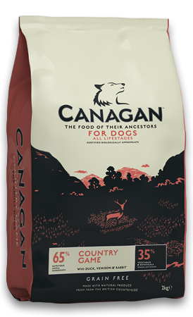 Canagan Country game 12 kg