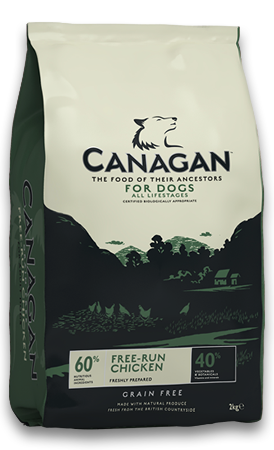 Canagan Free run chicken 12 kg
