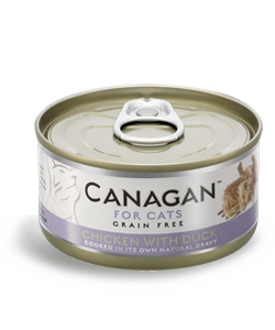 Canagan Chicken with Duck natvoer 75 gram