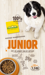 Eco Puppy & Junior 4 kg