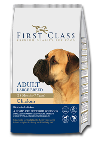 First Class adult large 12 kg