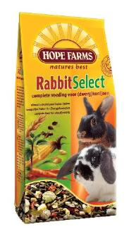 Hope farms rabbit select 15 kg