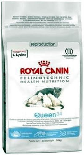 Royal canin queen 34 10 kg