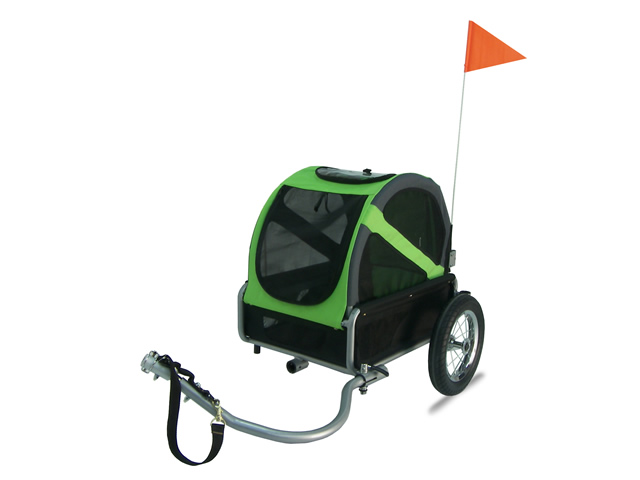 Doggy ride mini groen