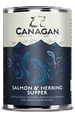 Canagan Salmon & Herring Supper blikvoer 400 gram